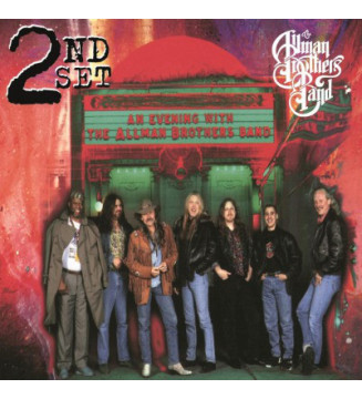 The Allman Brothers Band - An Evening With The Allman Brothers Band - 2nd Set (2xLP, Album, 180) mesvinyles.fr