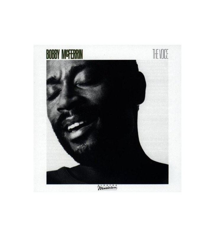 Bobby McFerrin - The Voice (LP, Album) mesvinyles.fr
