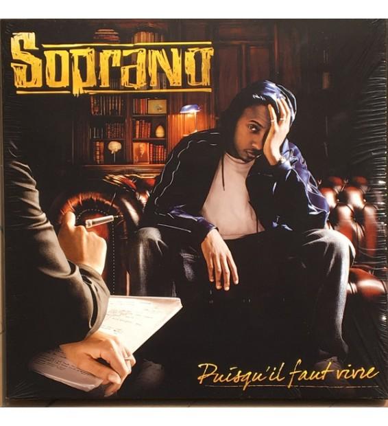 Soprano (2) - Puisqu'Il Faut Vivre (2xLP, Album, RE) mesvinyles.fr