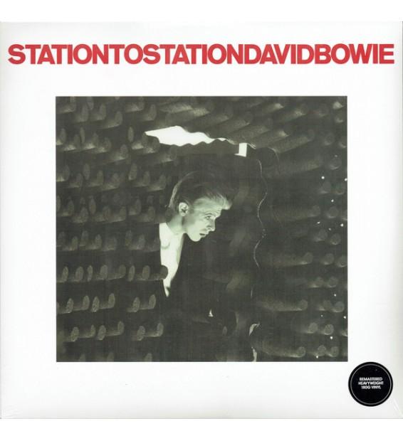 David Bowie - Station To Station (LP, Album, RE, RM, 180) mesvinyles.fr