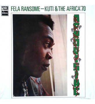 Fela Ransome-Kuti* & The Africa '70* - Afrodisiac (LP, Album, RE) mesvinyles.fr