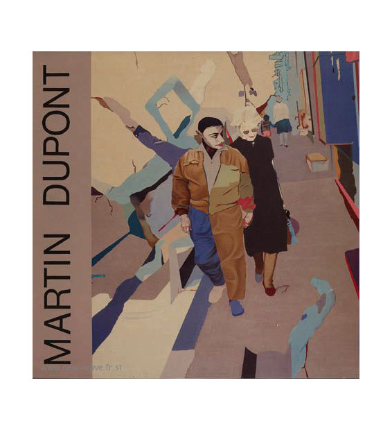 Martin Dupont - Just Because... (LP, Album) mesvinyles.fr