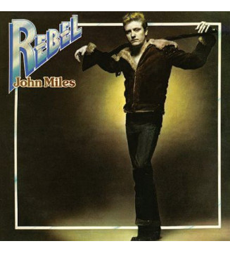 John Miles - Rebel (LP, Album) mesvinyles.fr