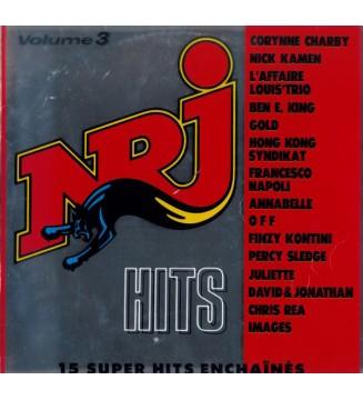 Various - NRJ Hits - Volume 3 (LP, Comp) mesvinyles.fr