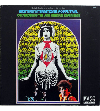 Otis Redding / The Jimi Hendrix Experience - Historic Performances Recorded At The Monterey International Pop Festival (LP, RE)