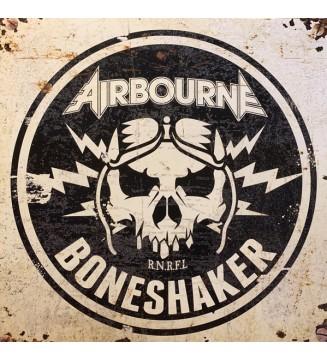 Airbourne - Boneshaker (LP, Album) mesvinyles.fr