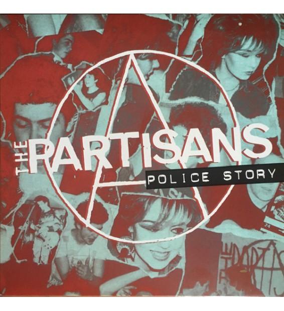 The Partisans - Police Story (LP, Comp, RE) mesvinyles.fr