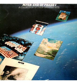 MFSB - End Of Phase I - A Collection Of Their Greatest Hits (LP, Comp) mesvinyles.fr