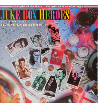 Various - Juke Box Heroes Volume One (LP, Comp) mesvinyles.fr