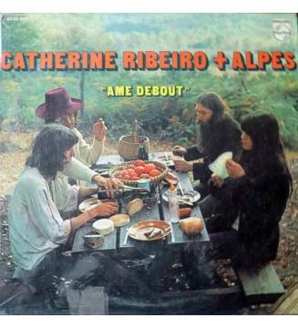 Catherine Ribeiro + Alpes - Ame Debout (LP) mesvinyles.fr
