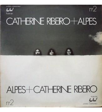Catherine Ribeiro + Alpes - N°2 (LP, Album) mesvinyles.fr
