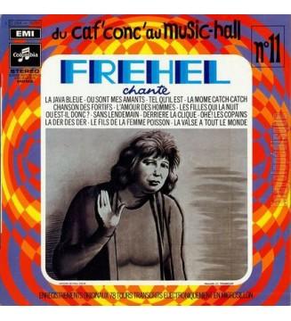 Fréhel - Frehel Chante (LP, Comp) mesvinyles.fr