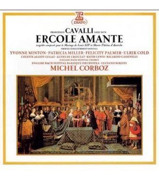 Francesco Cavalli - English Bach Festival Chorus, English Bach Festival Baroque Orchestra, Michel Corboz - Ercole Amante (3xLP,