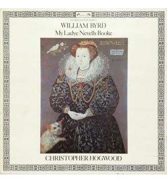 William Byrd, Christopher Hogwood - My Ladye Nevells Booke (4xLP + Box) mesvinyles.fr