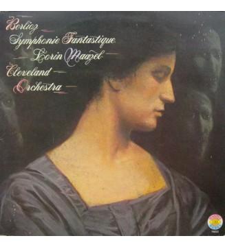 Berlioz* / Lorin Maazel / Cleveland Orchestra* - Symphonie Fantastique (LP, Album) mesvinyles.fr