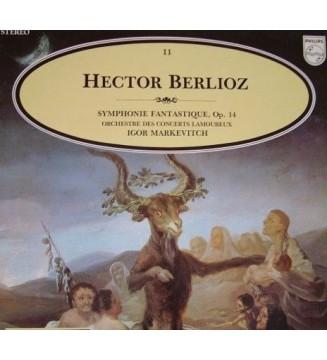 Hector Berlioz - Orchestre Des Concerts Lamoureux, Igor Markevitch - Symphonie Fantastique Op.14 (LP, Album) mesvinyles.fr
