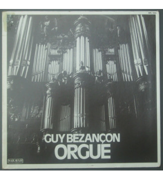 Guy Bezançon - Orgue (LP, Album) mesvinyles.fr