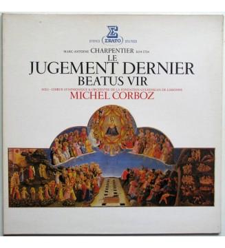 Marc Antoine Charpentier, Chœur Symphonique* & Orchestre De La Fondation Gulbenkian De Lisbonne*, Michel Corboz - Le Jugement D