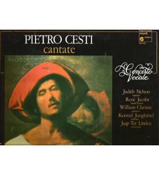 Judith Nelson ,soprano René Jacobs ,haute-contre William Christie ,clavecin Jaap ter Linden ,violoncelle Konrad Junghänel ,Theo