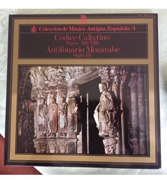 Coro De Monjes De La Abadía Benedictina De Santo De Silos* - Codice Calixtino (Siglos XII-XIII) Antifonario Mozarábe (Siglo IX)