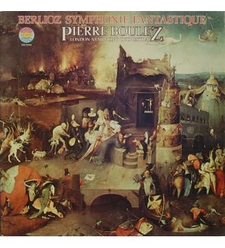 Berlioz* - Pierre Boulez - London Symphony Orchestra* - Symphonie Fantastique Op. 14 (LP, RE) mesvinyles.fr