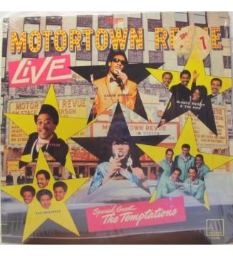 Various - Motortown Revue Live (LP) mesvinyles.fr