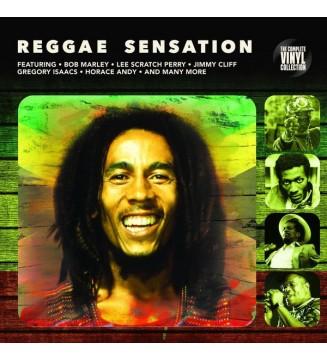 Various - Reggae Sensation (LP, Comp) mesvinyles.fr