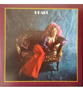 Janis Joplin - Pearl (LP, Album, RE, 180) mesvinyles.fr