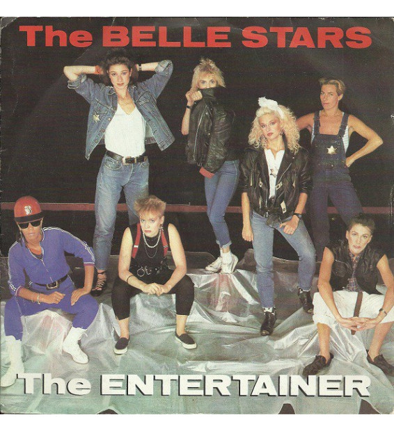 "The Belle Stars - The Entertainer (7"", Single)"