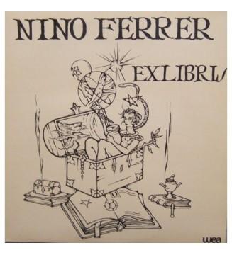 Nino Ferrer - Ex Libris (LP, Album, RP) mesvinyles.fr