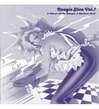 Various - Boogie Slice Vol.1 (9 Slices Of Nu Boogie & Modern Soul) (LP, Comp, Ltd) mesvinyles.fr