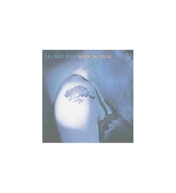Mink DeVille - Le Chat Bleu (LP, Album) mesvinyles.fr