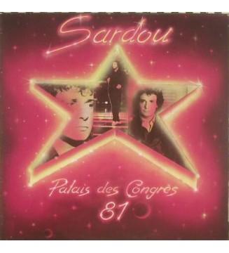 Michel Sardou - Palais Des Congrès 81 (2xLP) mesvinyles.fr