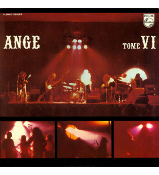 Ange (4) - Tome VI (2xLP, Album) mesvinyles.fr
