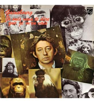 Gainsbourg* - Vu De L'extérieur (LP, Album, RE, PG ) mesvinyles.fr