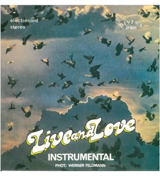 Rising Sound (2) - Live And Love (Instrumental) (LP, Album) mesvinyles.fr