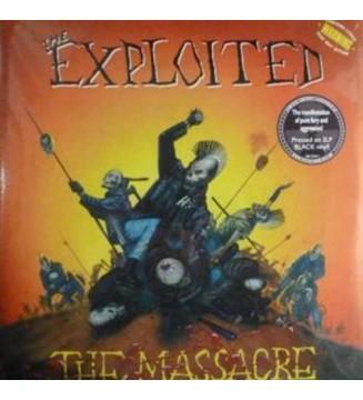 The Exploited - The Massacre (2xLP, Album, RE) mesvinyles.fr
