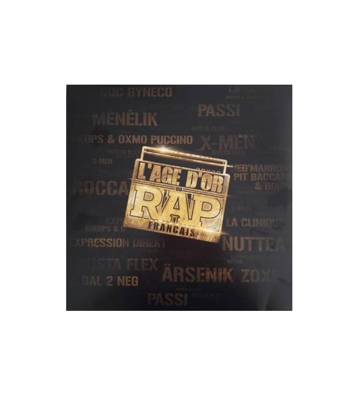 L'age d'or du Rap Francais mesvinyles.fr