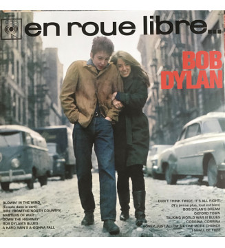 Bob Dylan - En Roue Libre... (LP, Album) Disquaire Day (RSD) mesvinyles.fr