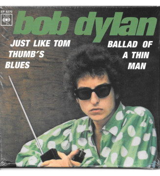 "Bob Dylan - Ballad Of A Thin Man / Just Like Tom Thumb's Blues (7"", RE) BLACK FRIDAY 2019 mesvinyles.fr"