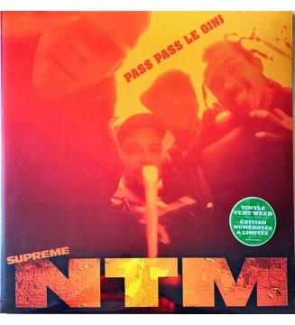 """Supreme NTM* - Pass Pass Le Oinj (12"""", Ltd, Num, RE, Wee) mesvinyles.fr"""