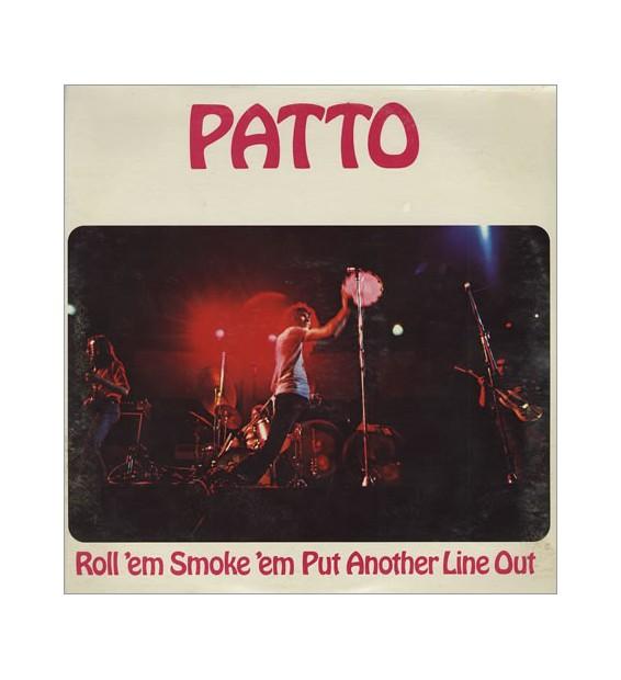Patto (2) - Roll 'Em Smoke 'Em Put Another Line Out (LP, Album)