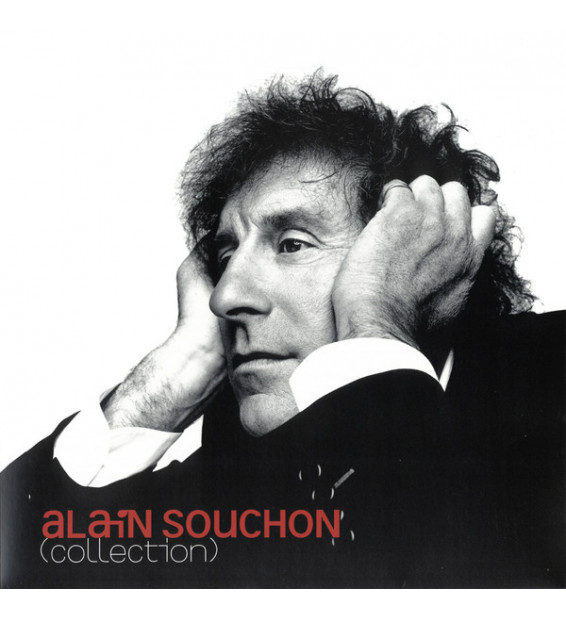 Alain Souchon - (Collection) (LP, Whi + LP, Red + Comp, Ltd, RE) mesvinyles.fr