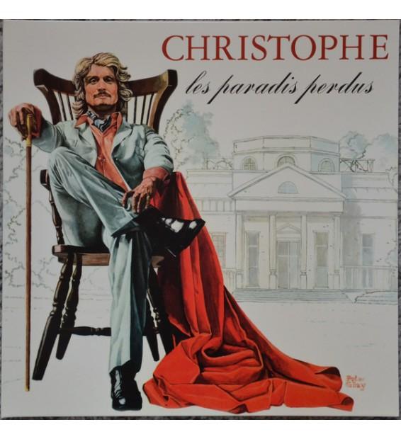Christophe - Les Paradis Perdus (LP, Album, RE, RM, Gat) mesvinyles.fr