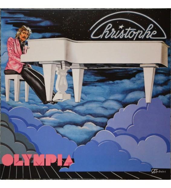Christophe - Olympia (2xLP, Album, RE, Gat) mesvinyles.fr