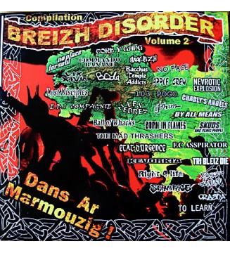 Various - Breizh Disorder Compilation Volume 2 (2xLP, Comp) mesvinyles.fr