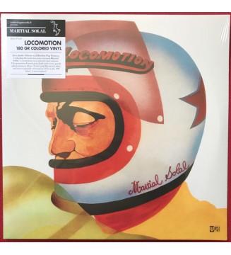 Martial Solal - Locomotion  (LP, RE, Col) mesvinyles.fr