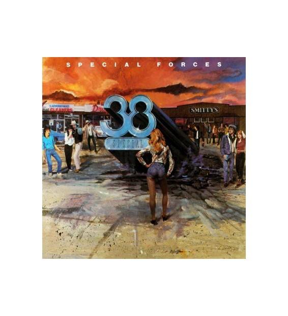 38 Special (2) - Special Forces (LP, Album) mesvinyles.fr