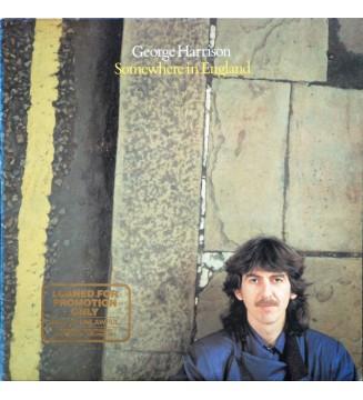 George Harrison - Somewhere In England (LP, Album, All) mesvinyles.fr