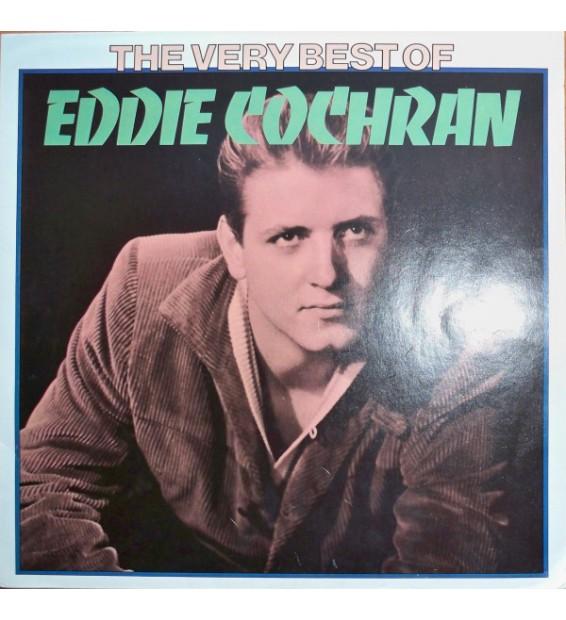Eddie Cochran - The Very Best Of Eddie Cochran (LP, Comp, Mono) mesvinyles.fr